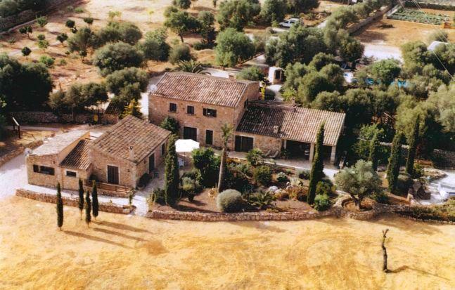 VERKAUFT CPE-Immobilien Obj.Nr. 0413 – Mallorca – Algaida – Natursteinfinca