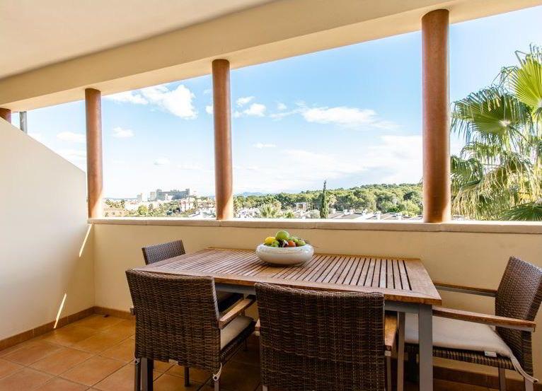 Duplex- Apartment in prime location Mallorca- Son Dureta- Sa Teulera  Obj.Nr. 150915 Price: 350.000.00 Euro